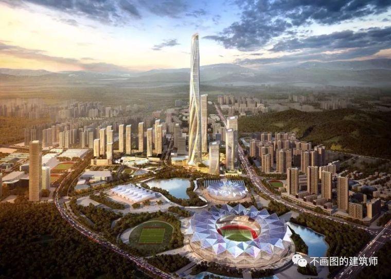 改革开放40年,盘点深圳历史上最重要的10栋超高层_88