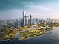广州CBD南区出现新城市景观,由德国安博戴水道+庄子玉工作室联合