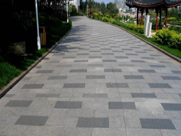 道路铺装效果及细部处理要点讲义总结