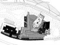 龙湖昱湖壹号居住区景观施工图(新中式,含水电施工+绿化施工图)