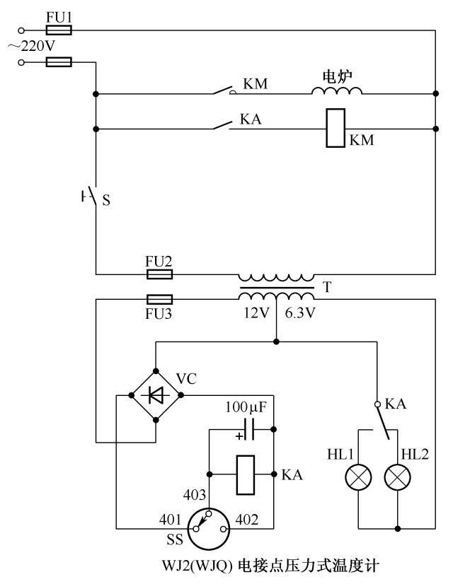 [电气分享]电气自动控制电路图实例精选,快收藏!_4