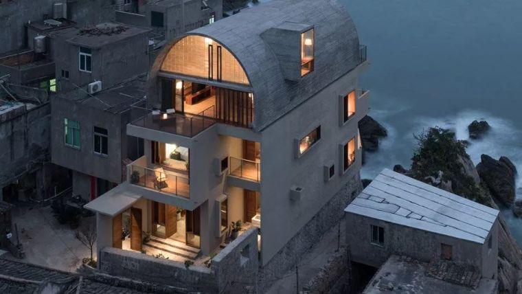 混凝土到底有多美?看看这9个房子就知道了!