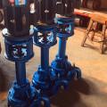 鲲升KSL耐磨立式泥砂泵长轴液下渣浆泵