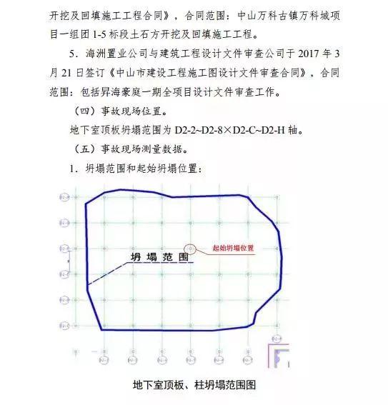 中山地库坍塌事故:设计审图施工监理方4人被停止1年执业资格_10