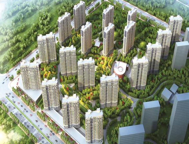 [黑龙江]安置区项目绿色施工示范工程阶段汇报材料PPT(51页)