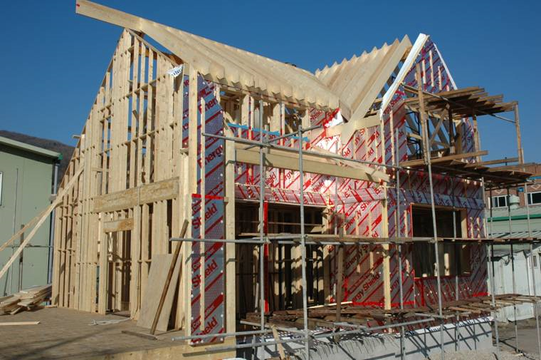 轻型木结构墙体和屋盖(PPT,34张)