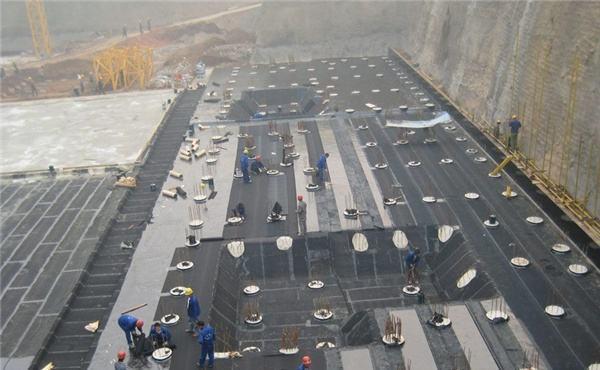 建筑工程地下及屋面防水施工质量通病防治(实践案例)