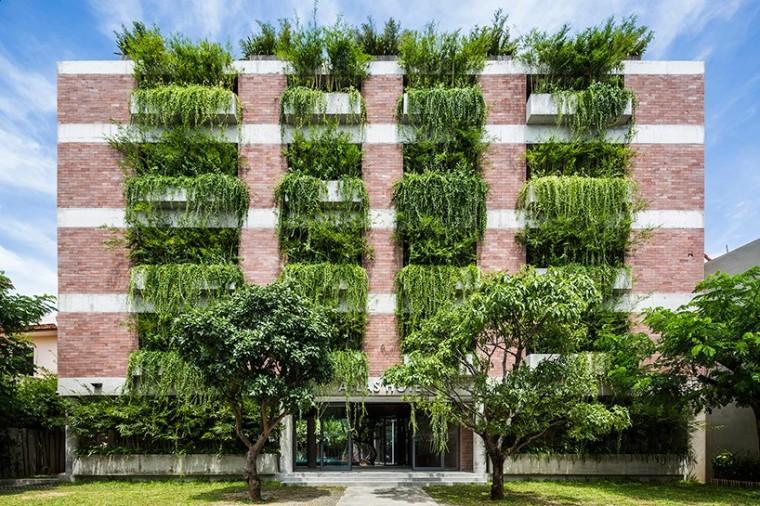 越南atlas酒店的改造