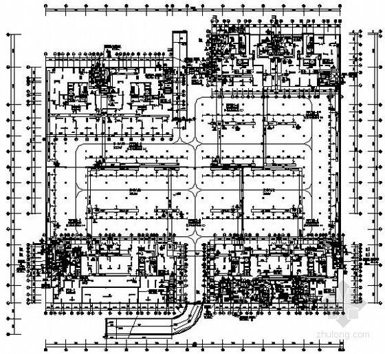[武汉]某住宅小区通风及燃气设计方案