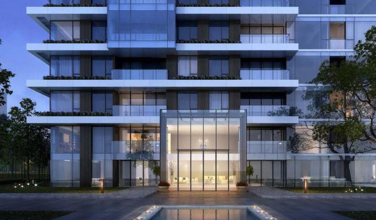上海中信泰富集团大楼居民区的改造-1 (13)