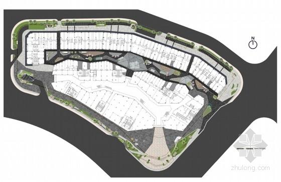 园林植物配置设资料下载-[福州]城市广场植物配置设计深化方案(知名公司设计)
