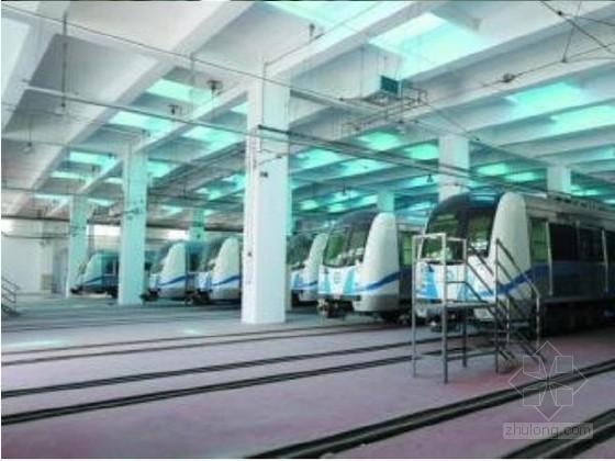 [辽宁]全长28km地铁工程机电设备安装实施性施工组织456页(通风照明给排水)