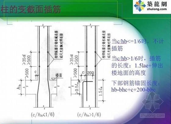 钢筋平法入门识图与工程量计算图解(123页)