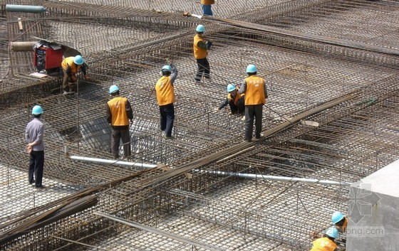 [上海]框架剪力墙结构儿童医院施工组织设计(技术标)