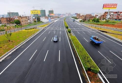 [江苏]干线公路养护大中修工程监理规划(流程图丰富)
