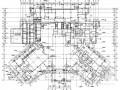 [广东]十三层集餐饮娱乐和住宿于一体酒店大楼给排水全套图纸(含水力计算)