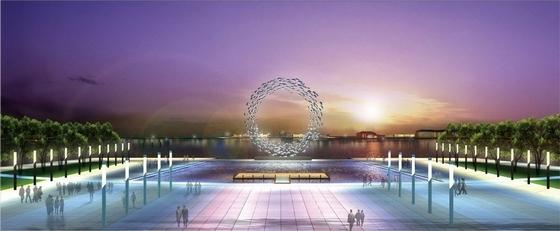 [公园][福州]湿地景观岛屿方案方案规划设计滨湖万科建筑设计管理制度图片