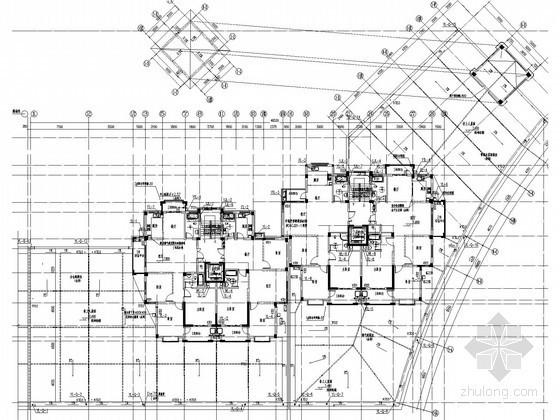 [广西]高层住宅楼给排水消防施工图