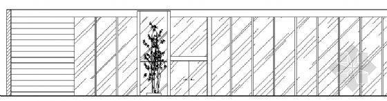 某单层售楼处建筑施工图