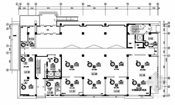 多联机空调系统分户计量布线图