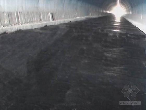 公路工程温拌沥青混凝土路面施工工法