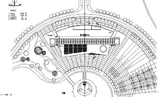 某五层高校图书馆方案设计-2