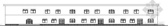 某二层幼儿园设计概念图