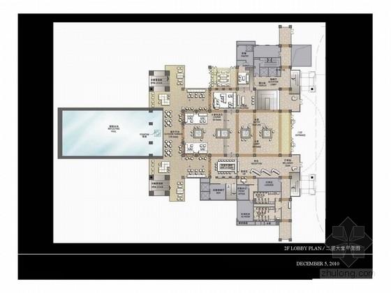[海南]东南亚风格别墅度假酒店设计方案