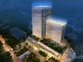 [四川]现代风格高层酒店建筑设计方案文本(含CAD及全专业设计说明)