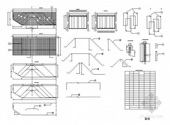 连续钢构箱梁特大桥盖梁钢筋节点详图设计