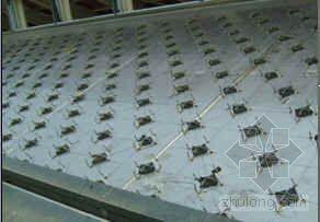 开放式干挂石材屋面的质量控制