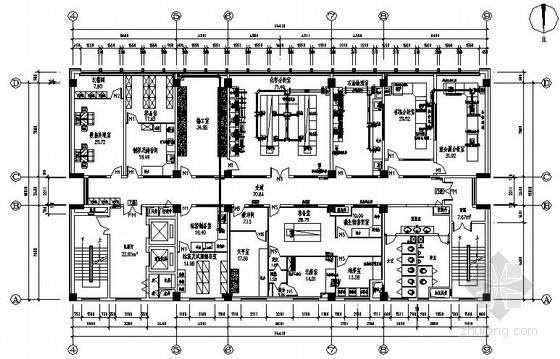 [湖北]检验中心空调设计施工图