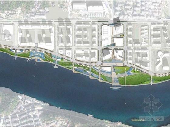 [浙江]依山傍水城市策略性总体规划方案