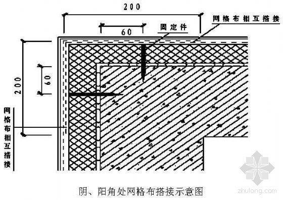 天津市某群体住宅工程建筑节能施工方案