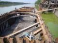 污水泵站深基坑钢板桩支护及搅拌桩地基加固施工方案