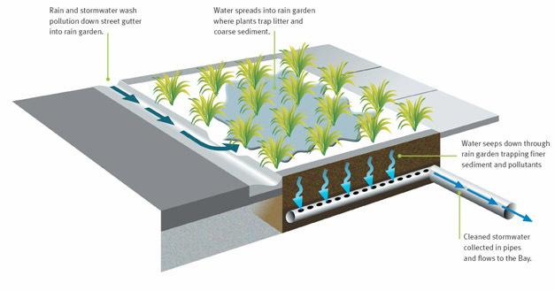 我的城市能吸水——超详细国外海绵城市景观改造案例解析!