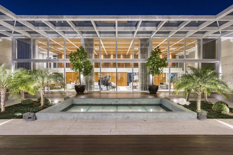 结构与空间融合的JardimdoSol住宅-12