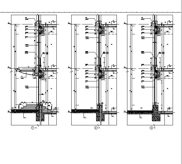 [上海]国际知名设计院办公楼最终审核图纸(16年最新)_11