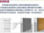 结构保温一体化,不燃型免拆保温模板建筑外墙保温系统