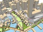 [香港]中环新海滨城市设计研究