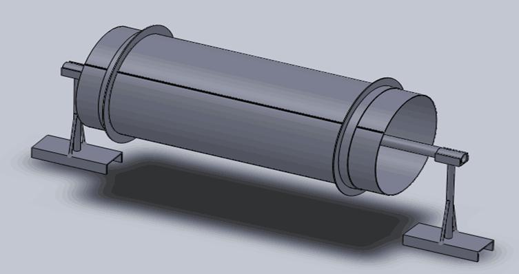 人防薄钢板圆形风管焊接施工工法