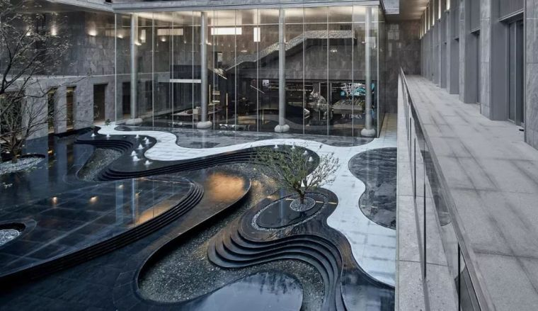 居住区|杭州示范区景观设计项目盘点_19