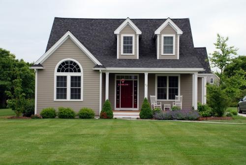 小户型别墅案例及联排趋向独栋案例分析
