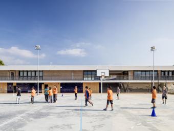 西班牙赫罗纳学校案例