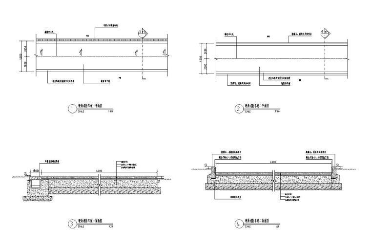消防车道做法标准设计(2017年最新资料)