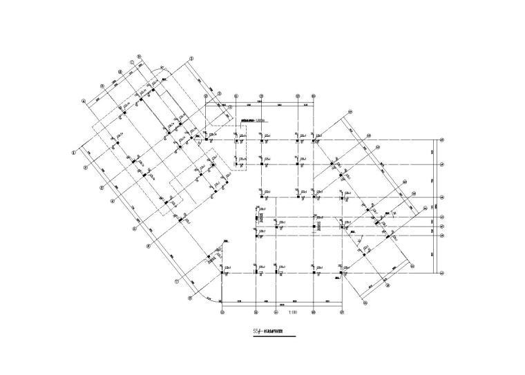 幼儿园基础平面图2