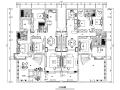 [江苏]现代简约500平米别墅设计施工图(附效果图)