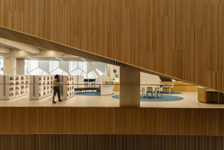 加拿大卡尔加里中央图书馆-6