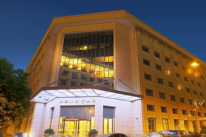 [江西]高档宾馆暖通空调安装施工组织设计