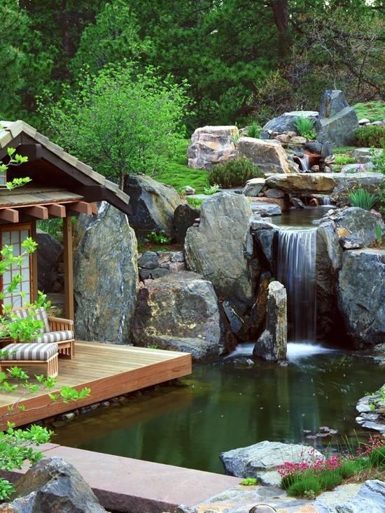 就打造了一个高质量的庭院水景,不来学一下吗?
